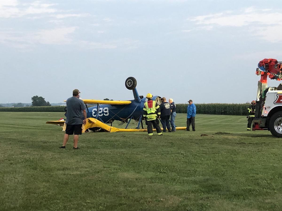 Baraboo plane crash July 22, 2021