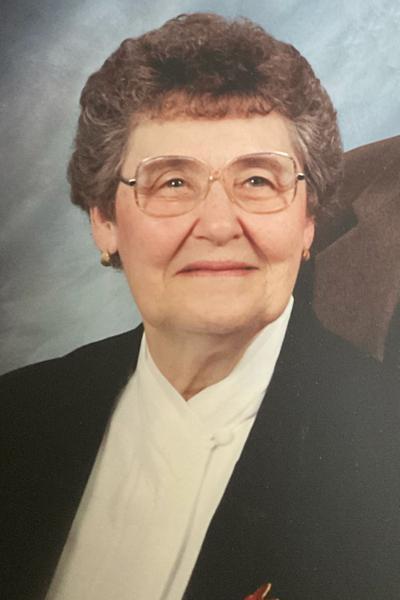 Krueger, Dolores E.