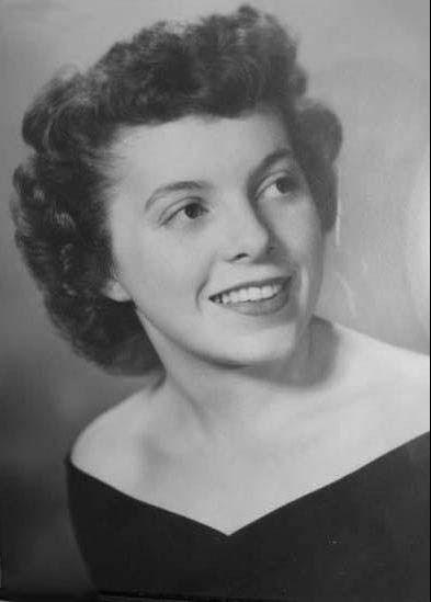 Dorothy Hamre - then