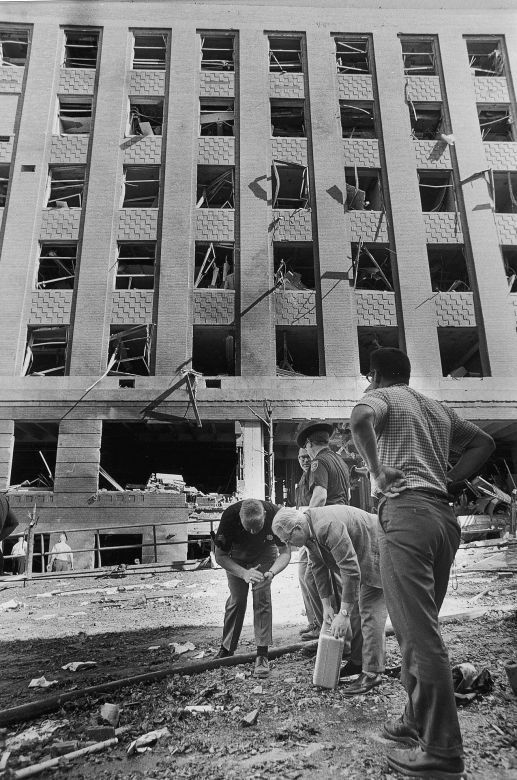 Sterling Hall bombing