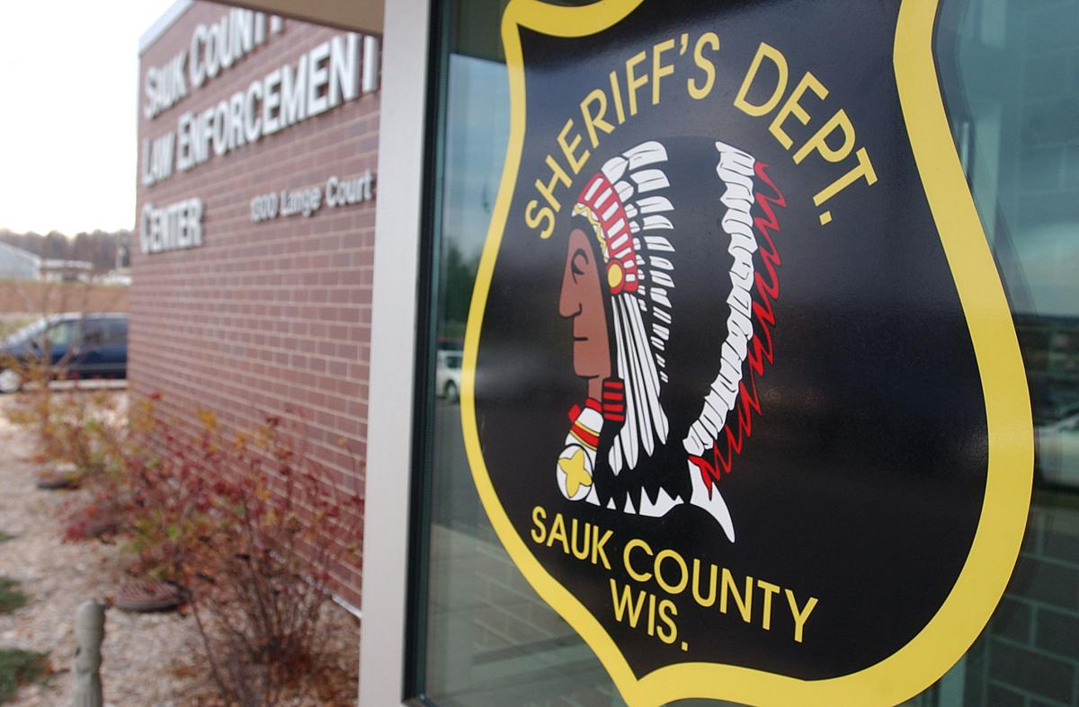 Sauk County Law Enforcement Center jail wiscnews file web only