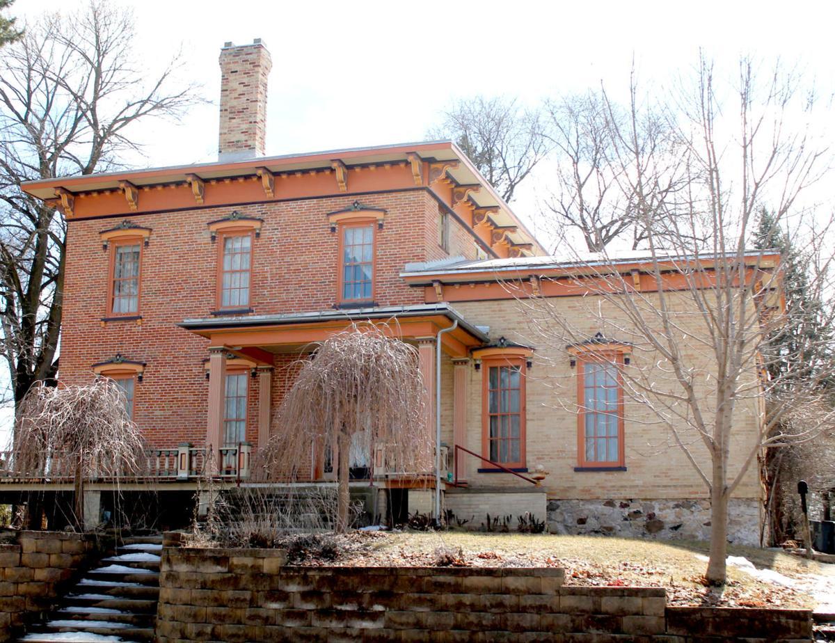 Historic Van Brunt House