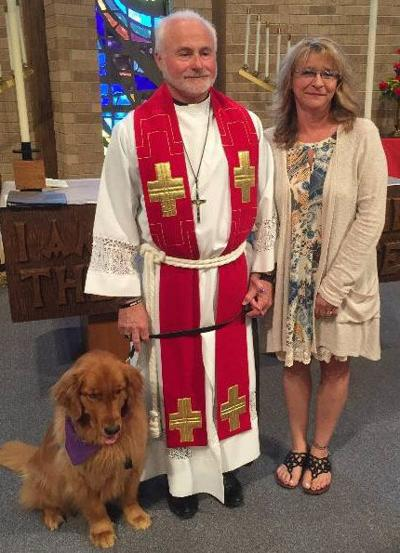 St. John's welcomes new pastor for pastoral care