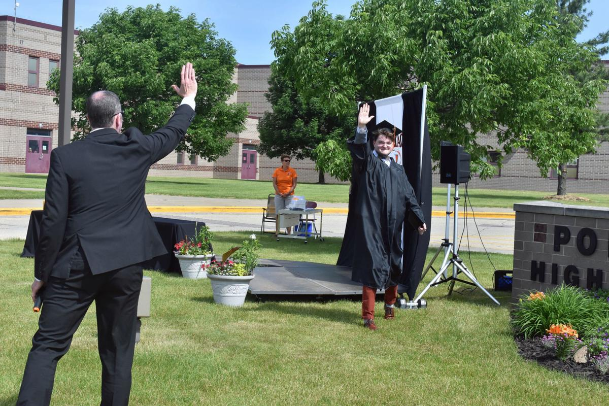 Portage stages adapted graduation (copy)