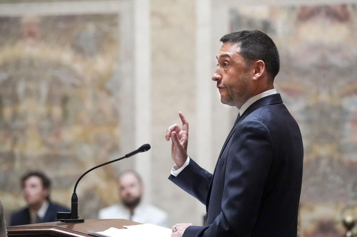 Republican attorney makes case