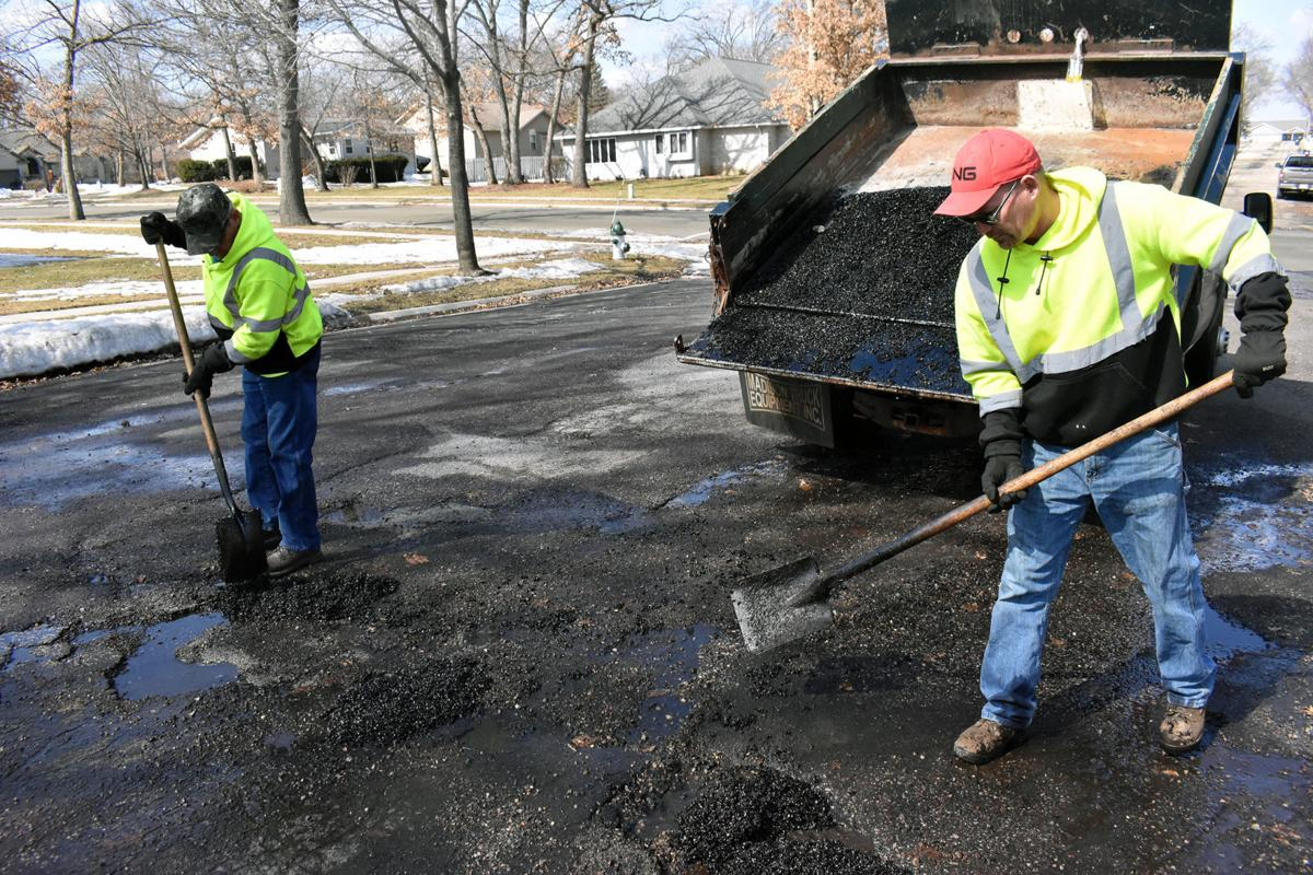 Potholes Winnebago Avenue (copy)