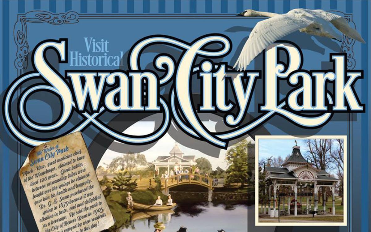Swan City Park Mural
