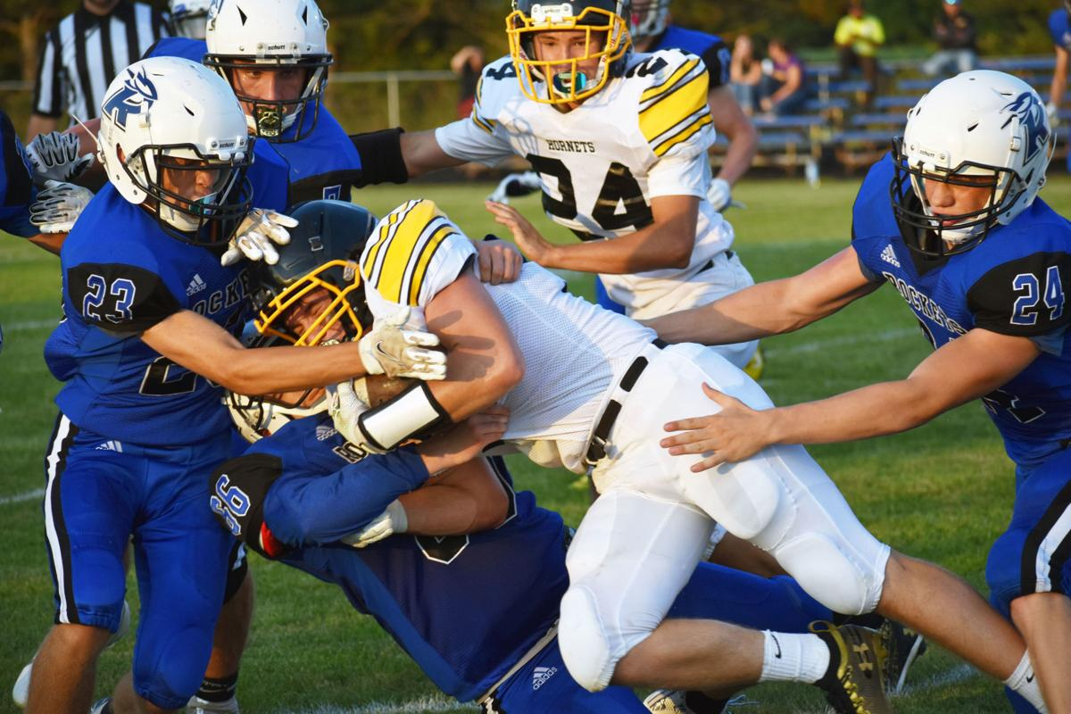Randolph tackle