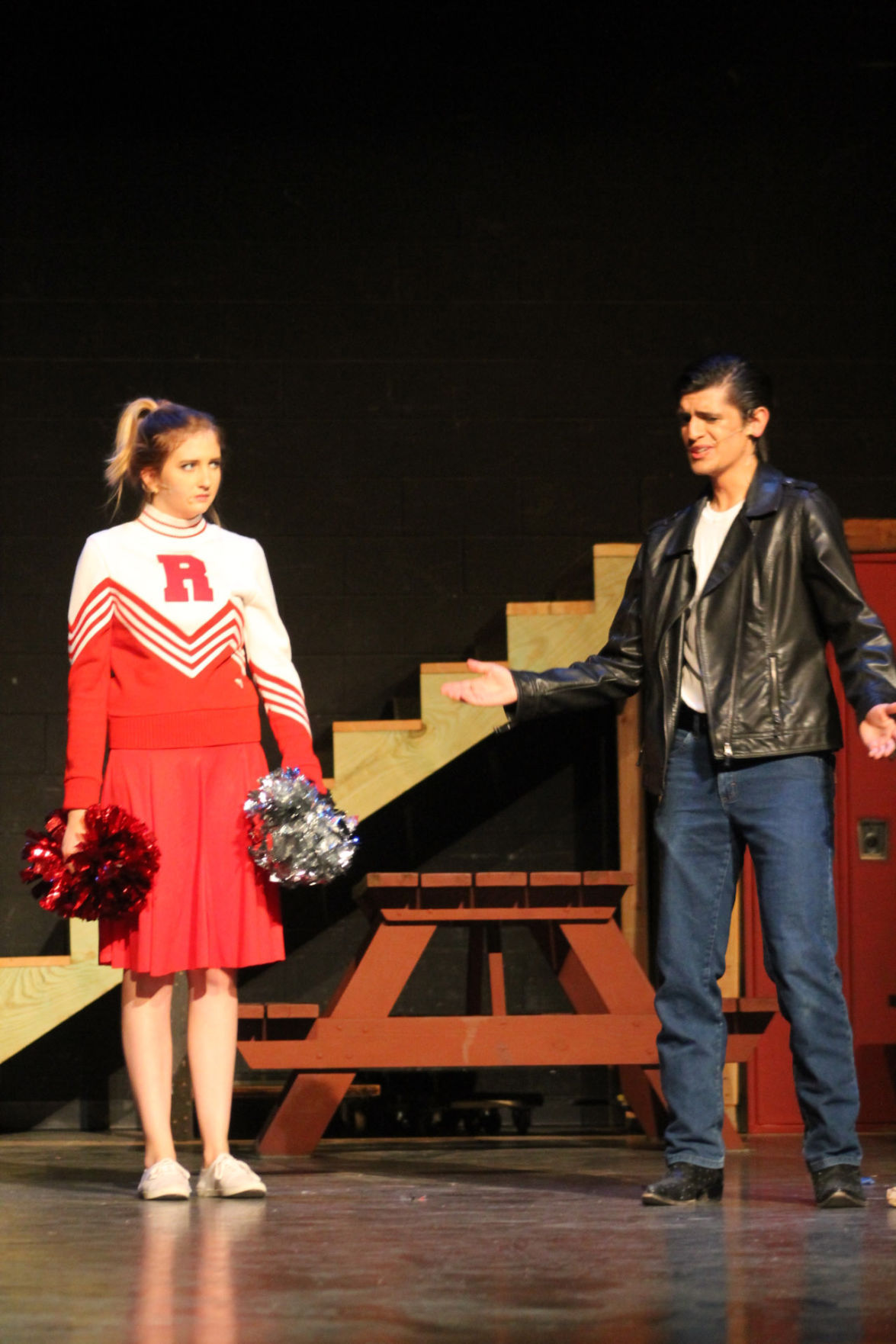 """BDHS performs """"Grease"""""""
