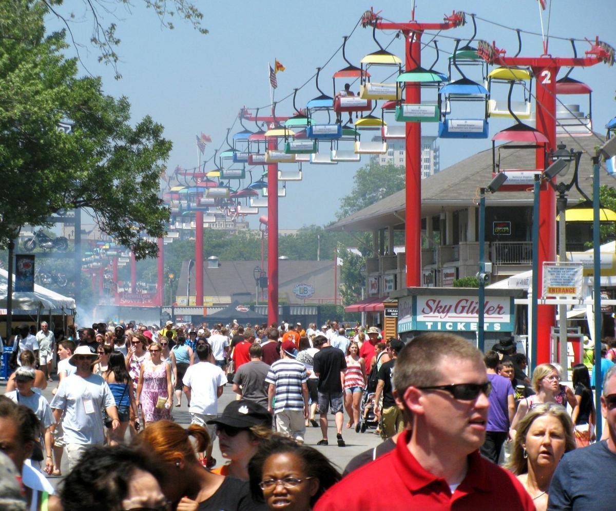 Summerfest, Milwaukee