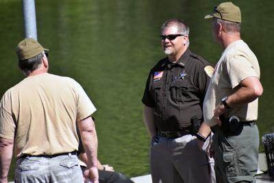 Brent York chats with Marathon County divers