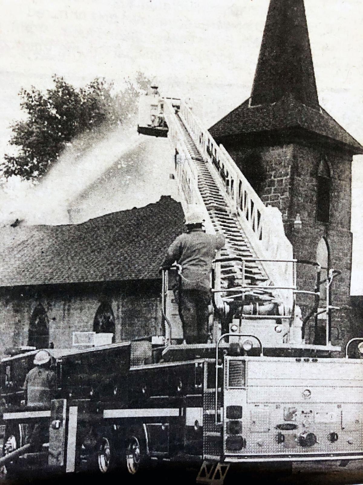 2001 Bonnet Prairie Lutheran Church