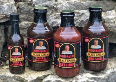 Mitch Maier's Sauces