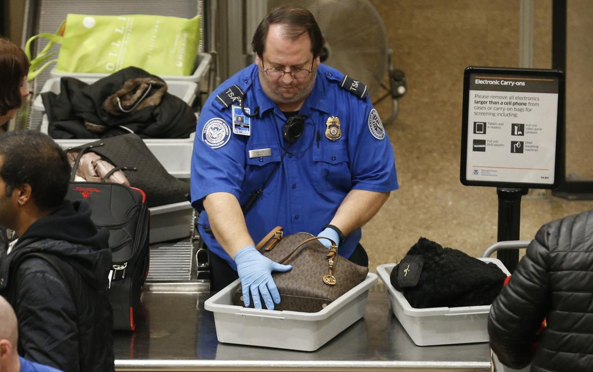 TSA agents should not be untouchable | Opinion | wiscnews com