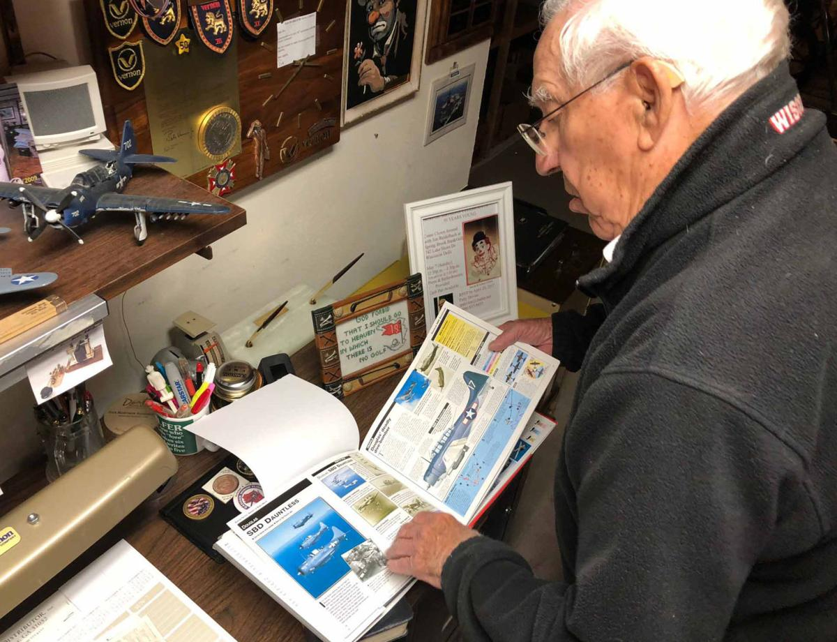 World War II veterans a vestige of a bygone era