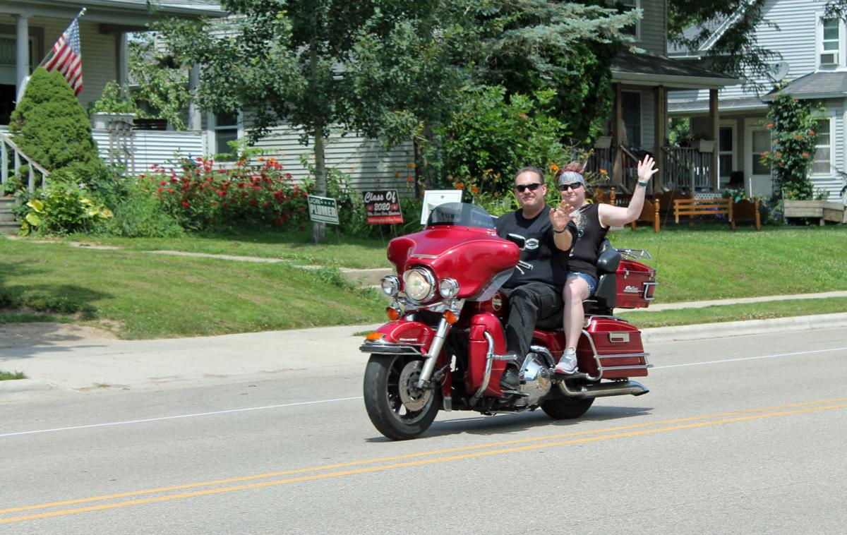 American Tribute Ride rolls through Fall River