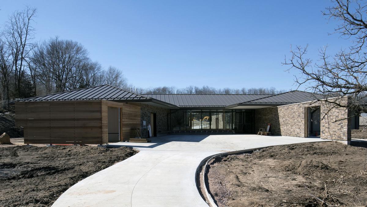 International Crane Foundation renovation