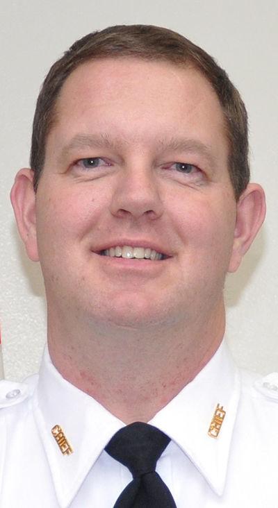 Baraboo Police Chief Mark Schauf