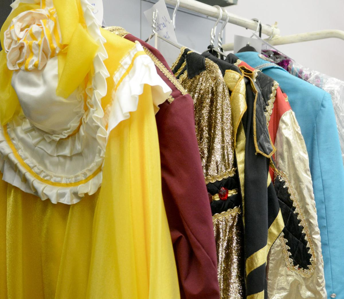 Parade costumes