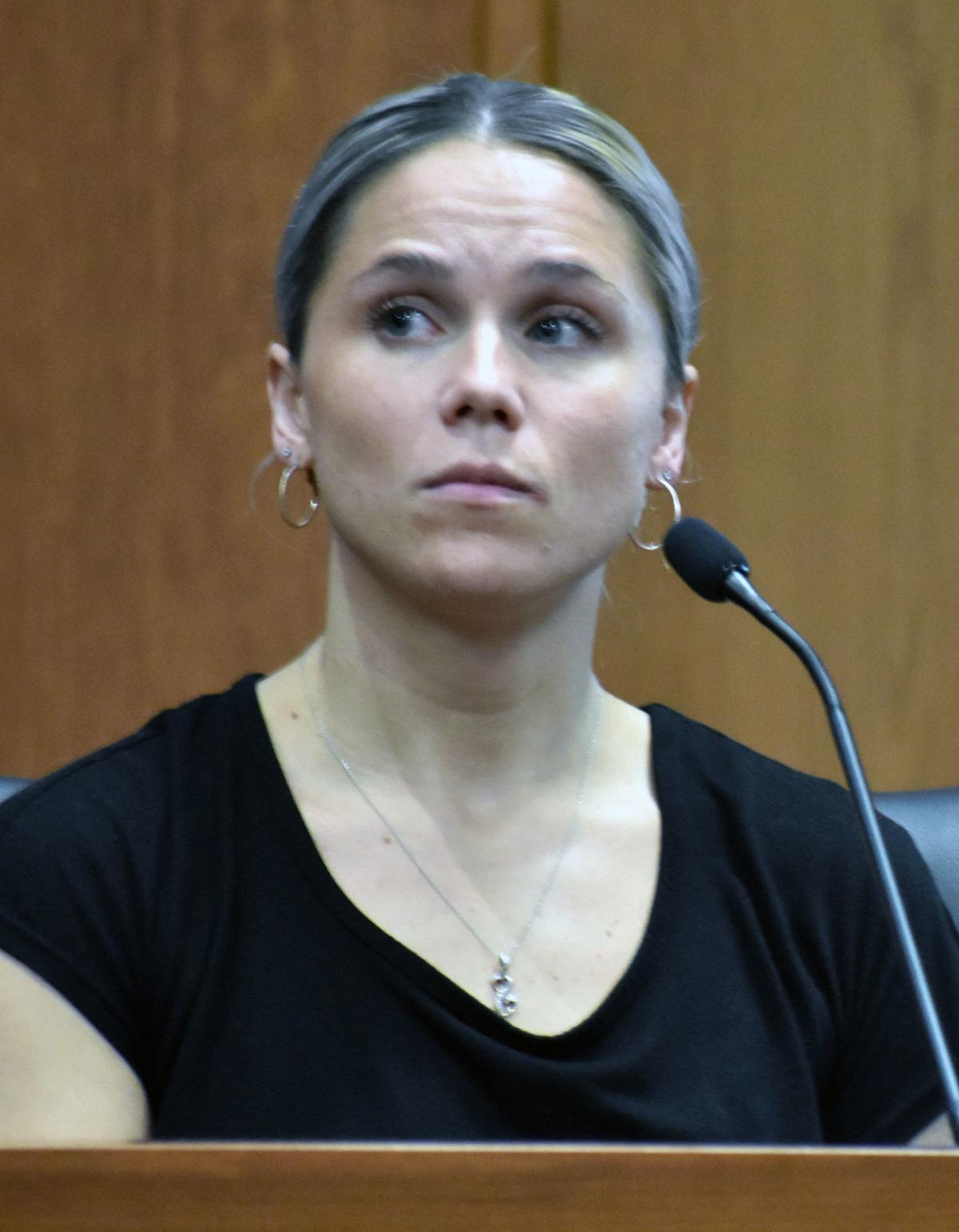 Brandy Heath takes the stand