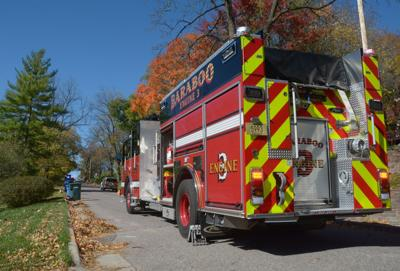 Baraboo Fire Department response