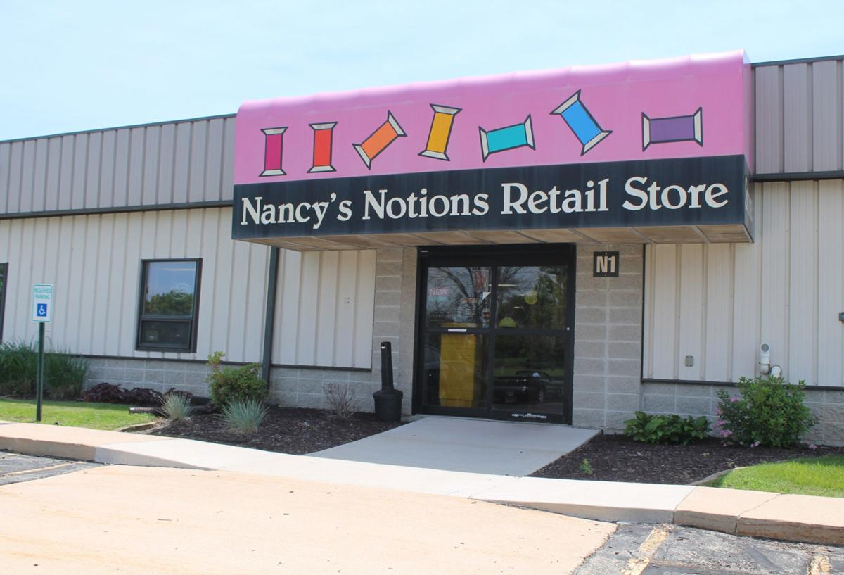 Nancy's storefront