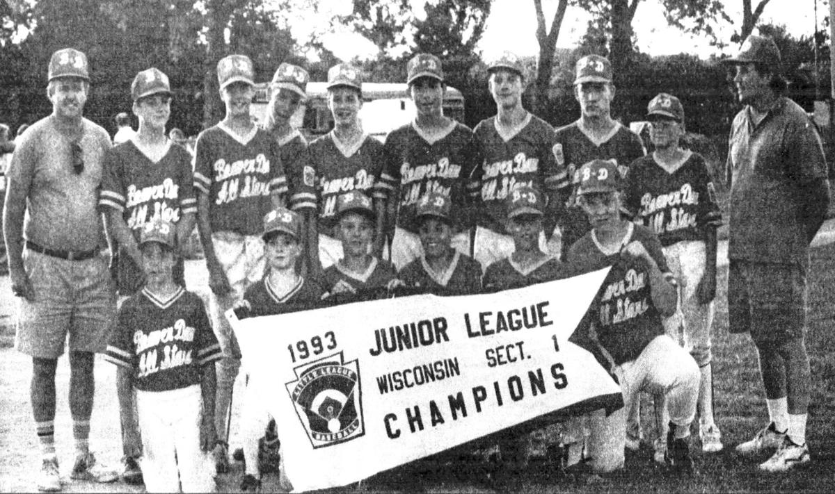 Beaver Dam Junior Little League State Champs