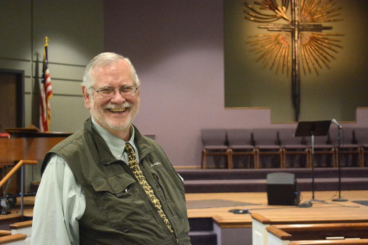 Pastor Dave Hutchens