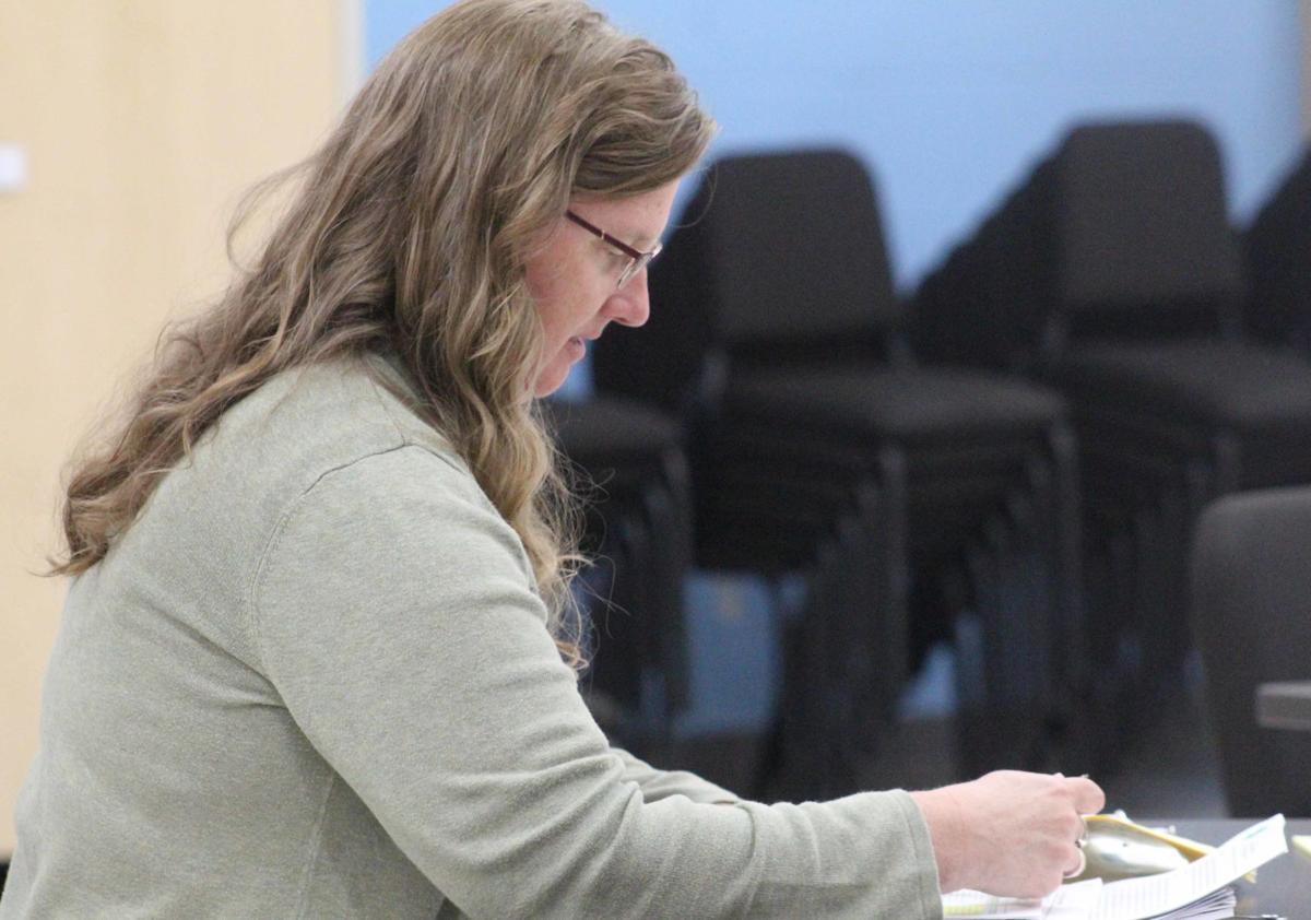 Deb presents 2021-22 preliminary budget