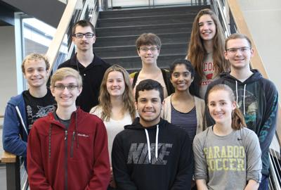 BHS Top Scholars named