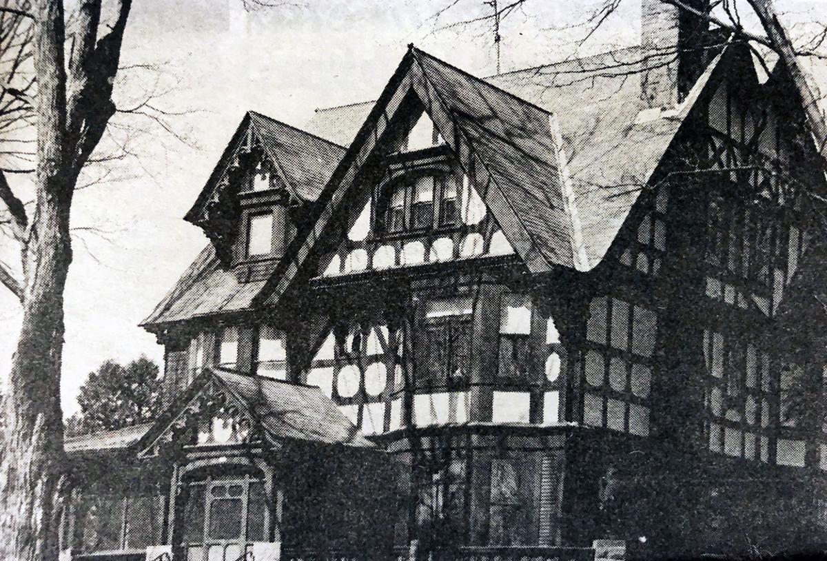 1991 F.A. Chadbourn Home