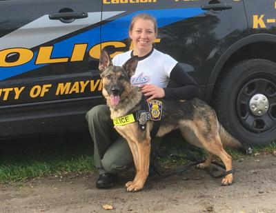New officer to hit streets with K9 Boja (copy)
