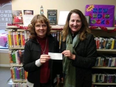 Resale shop donates $8,500