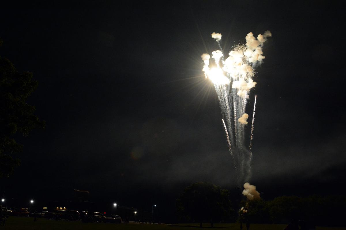 Baraboo fireworks 2020