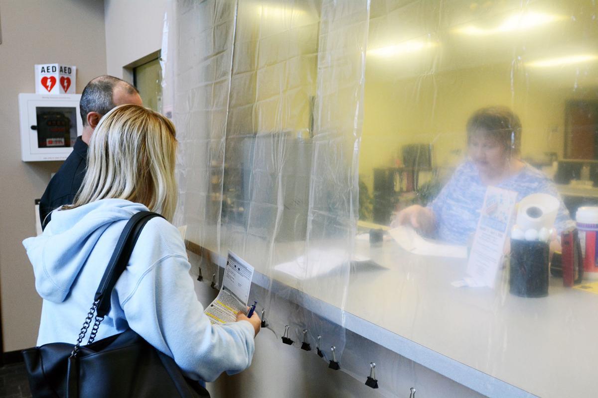 Portage election preparation