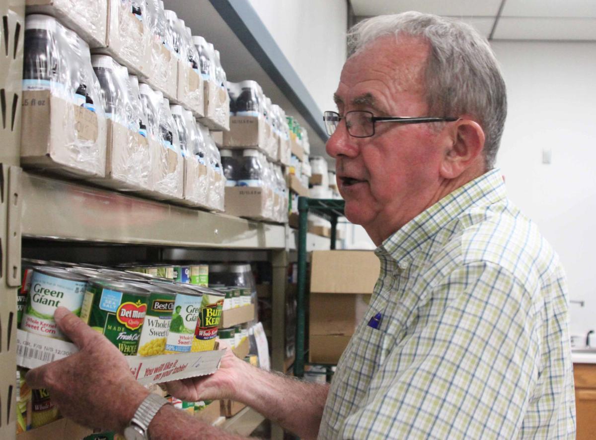 Baraboo Food President Dennis Lindsay