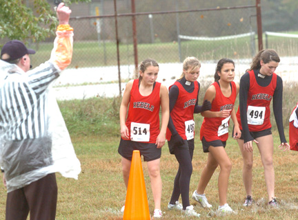 trailways conference cross country meet distance