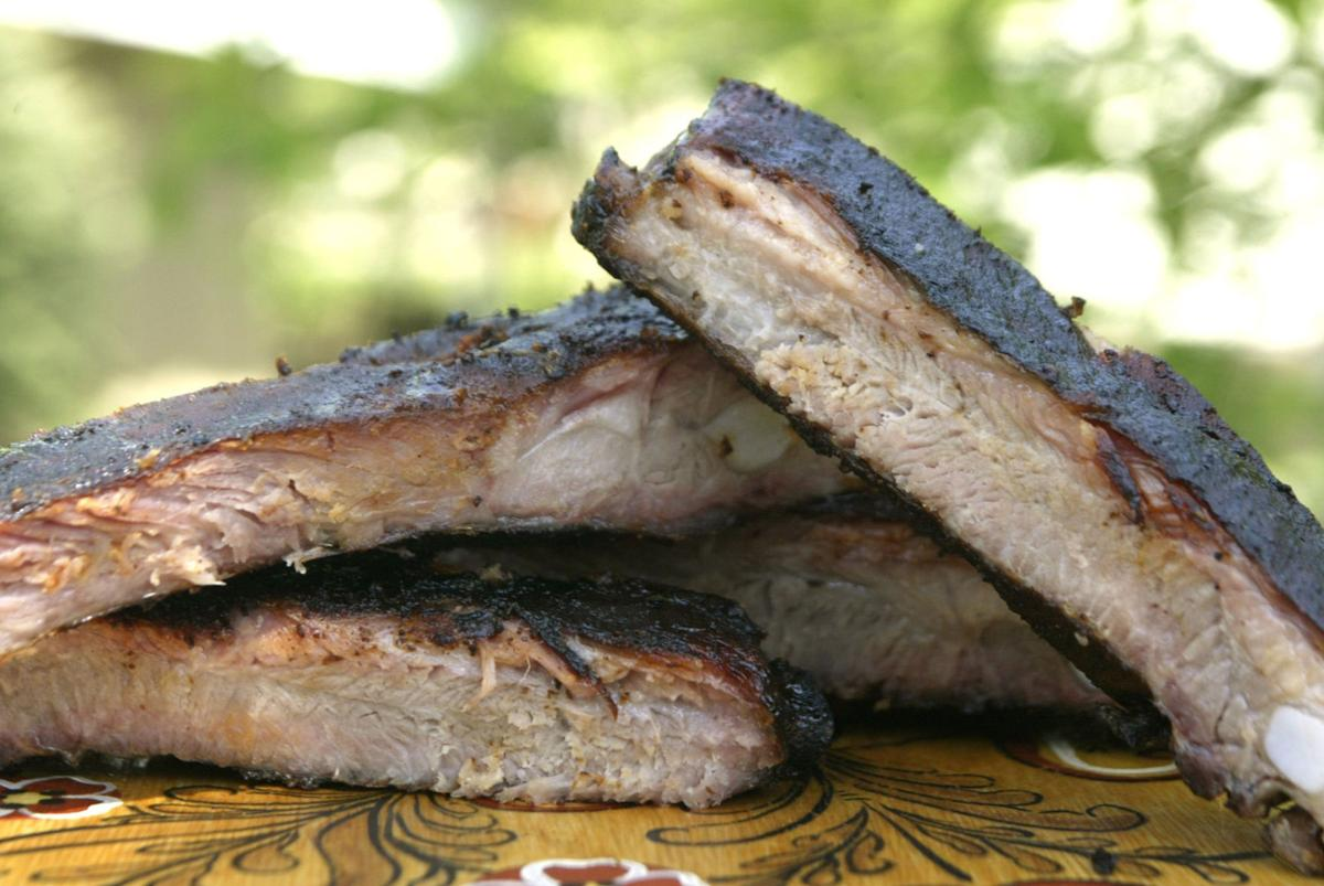 Ribs 101: Pitmasters offer advice on cooking ribs