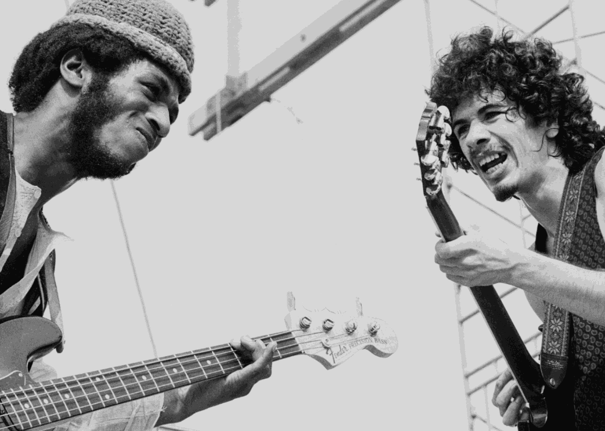 Woodstock closes out the '60s