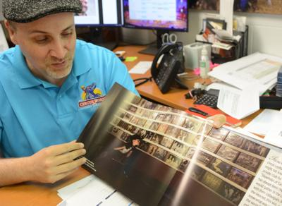 Circus legends to join Baraboo parade, book signing