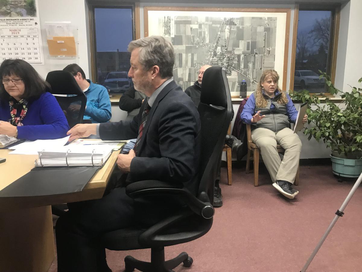Juneau Common Council meeting
