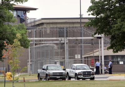 Guarding prison in Waupun