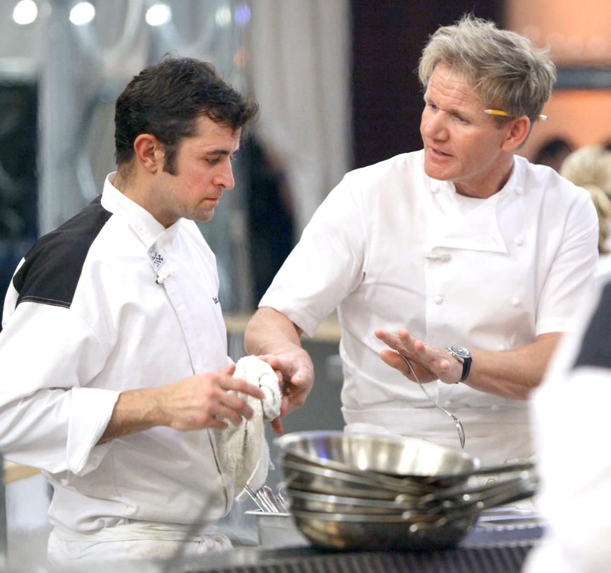 Q&A with Pardeeville grad who won \'Hell\'s Kitchen\' | Regional news ...