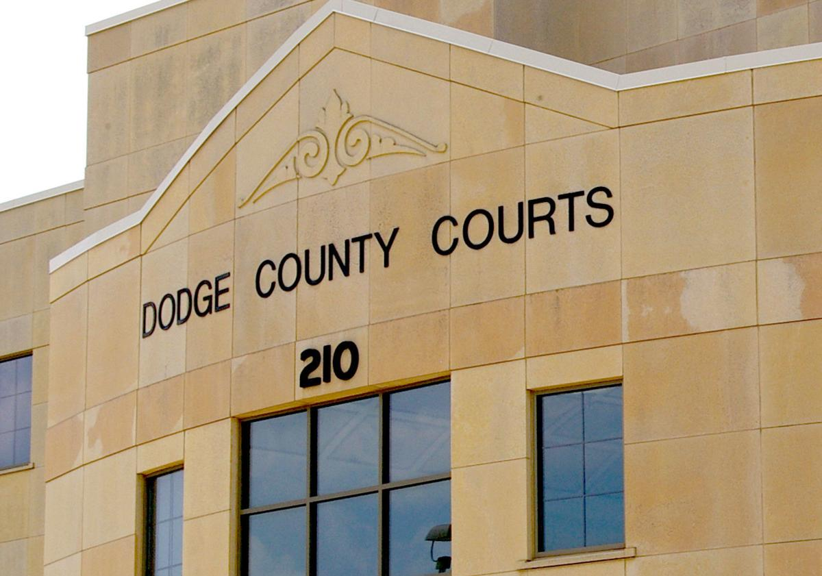 Dodge County Courts outside July 2018 wiscnews web only