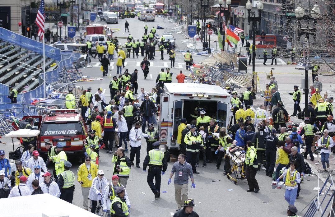 Explosions shatter Boston Marathon | News | wiscnews com