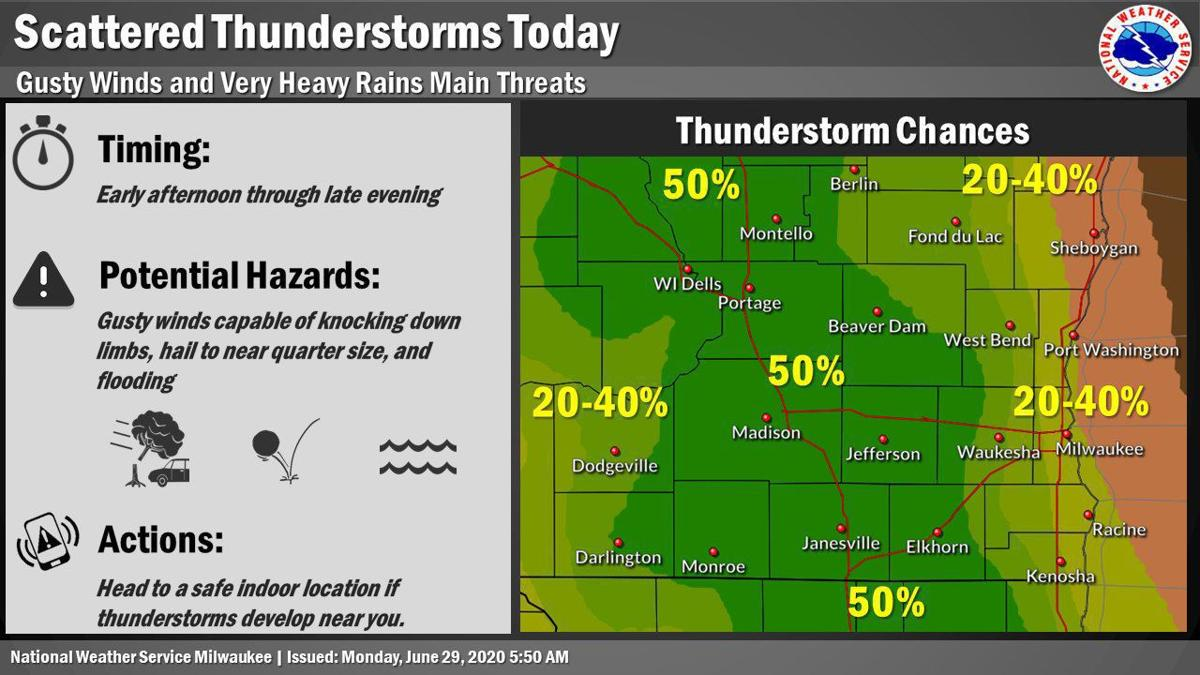 Storm chances Monday by National Weather Service.jfif