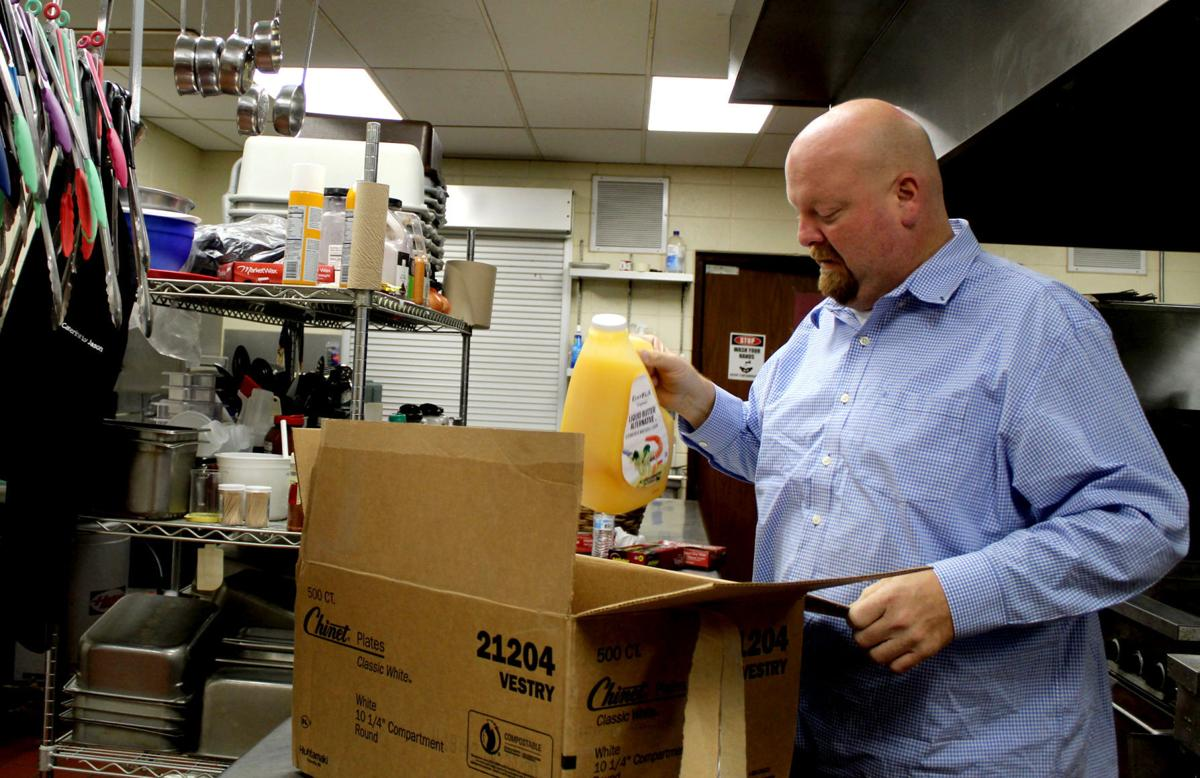 Juneau caterer puts his dreams on hold while asking for a kidney donation