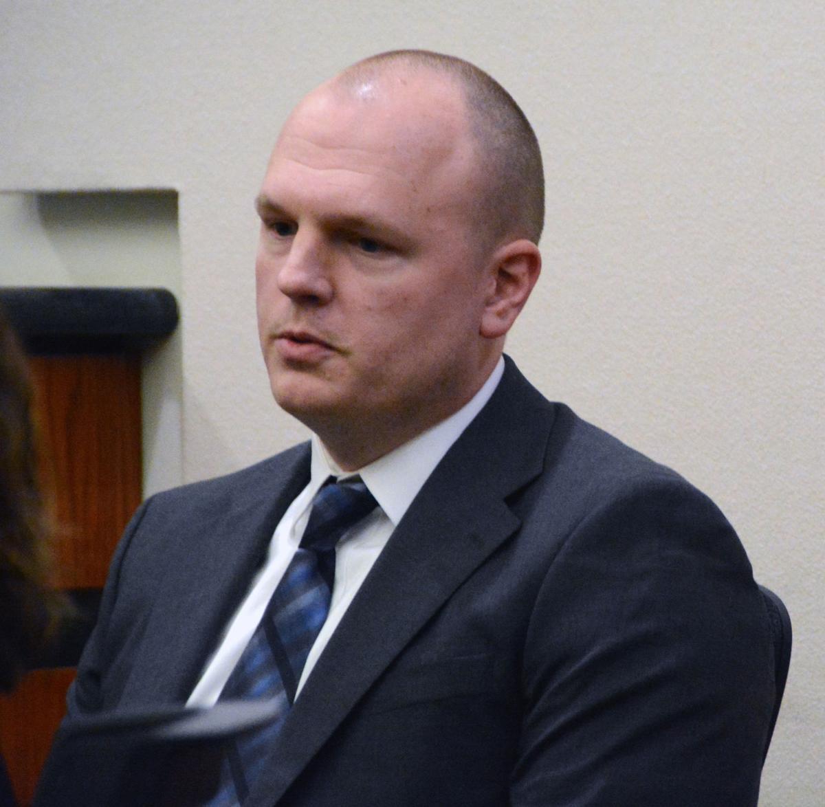 Drew Bulin testifies