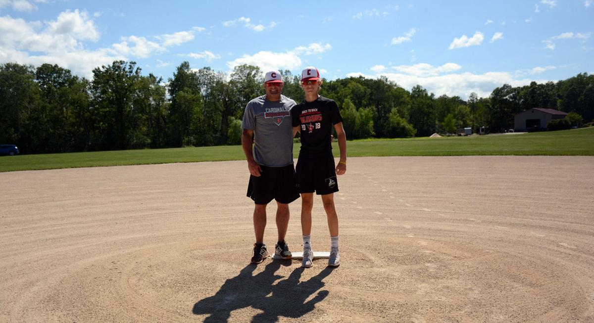Mobry family baseball diamond