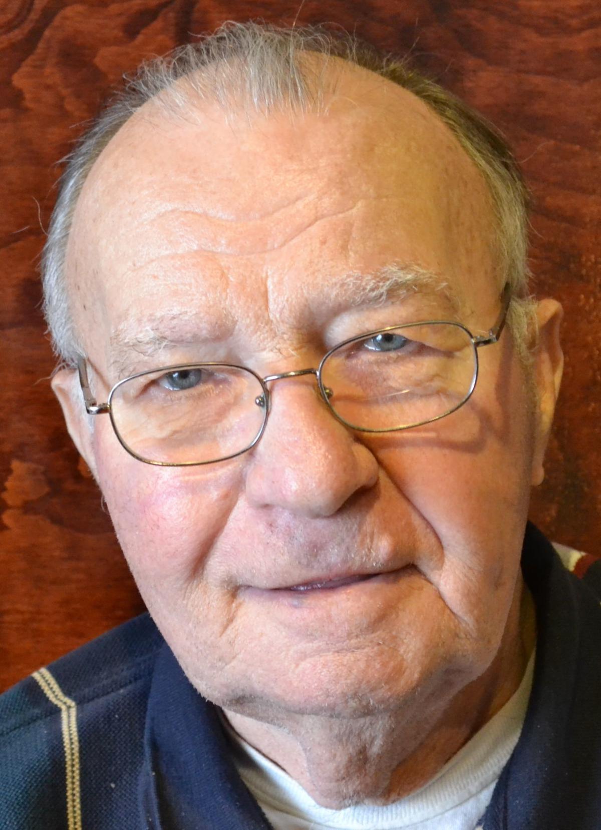 Donald J. Crawford, 87, Wyocena